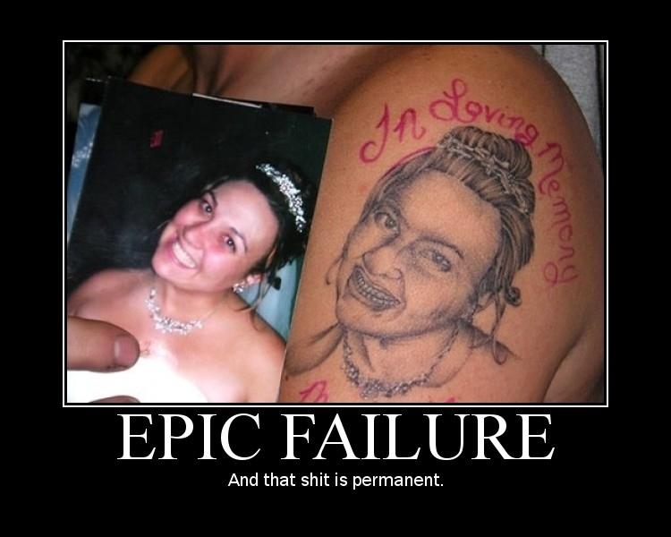 Epic lol o epic fail