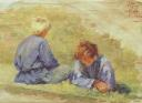 ilya-repin-boys-on-the-grass-1903
