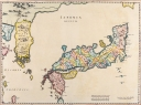 Antique Maps of the WorldMap of JapanJoan Blaeuc 1655