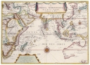 Antique Maps of the WorldMap of South East AsiaPierre Duvalc 1680