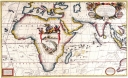 Antique Maps of the WorldMap of AfricaVincenzo Coronellic 1690