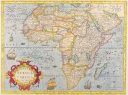 Antique Maps of the WorldMap of AfricaJodocus Hondiusc 1610